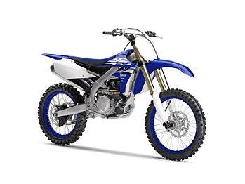 2018 Yamaha YZ450F for sale 200536893