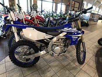 2018 Yamaha YZ450F for sale 200543022