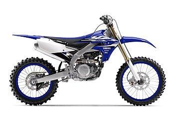 2018 Yamaha YZ450F for sale 200556225