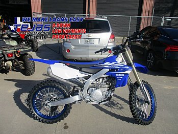2018 Yamaha YZ450F for sale 200584467