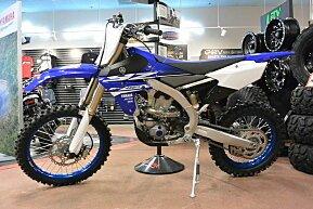 2018 Yamaha YZ450F for sale 200522307