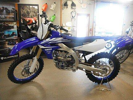 2018 Yamaha YZ450F for sale 200523126