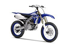 2018 Yamaha YZ450F for sale 200539557