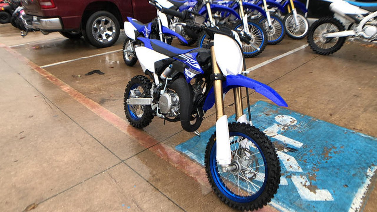 2018 Yamaha YZ65 for sale 200620697