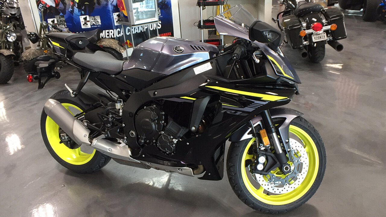 2018 Yamaha YZF-R1 for sale 200564204