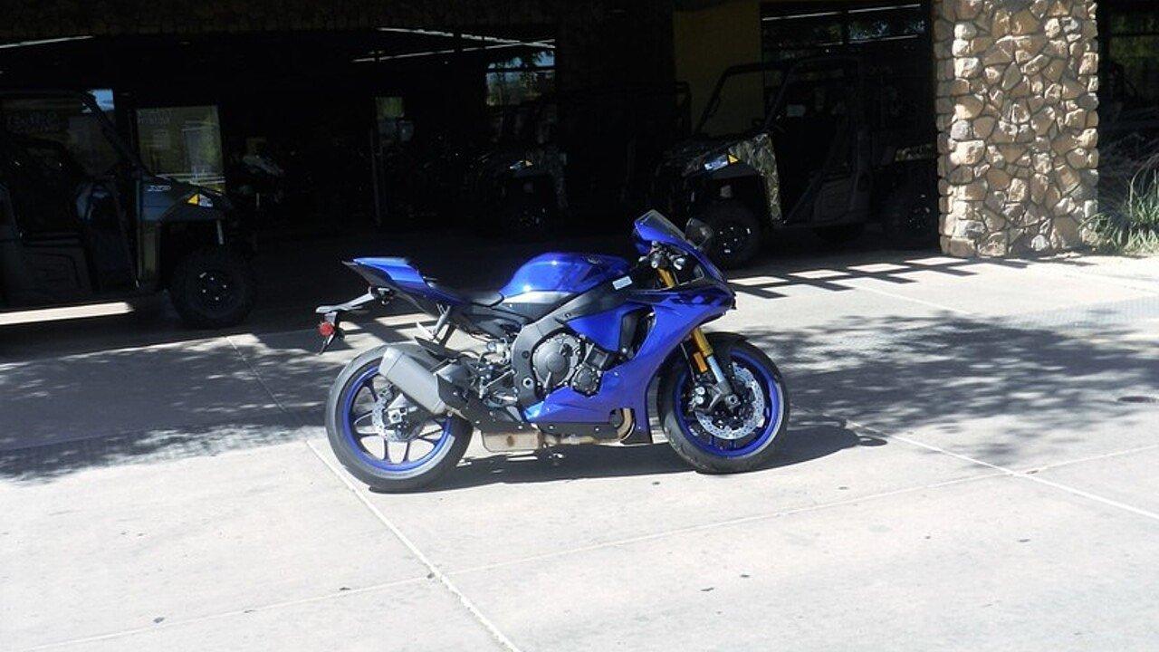 2018 Yamaha YZF-R1 for sale 200581233