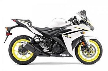 2018 Yamaha YZF-R3 for sale 200544275