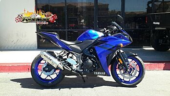 2018 Yamaha YZF-R3 for sale 200548802