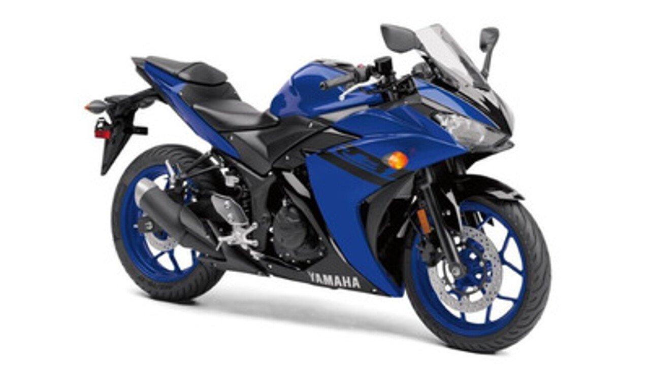 2018 Yamaha YZF-R3 for sale 200560598