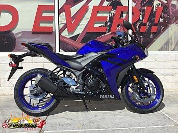 2018 Yamaha YZF-R3 for sale 200568742