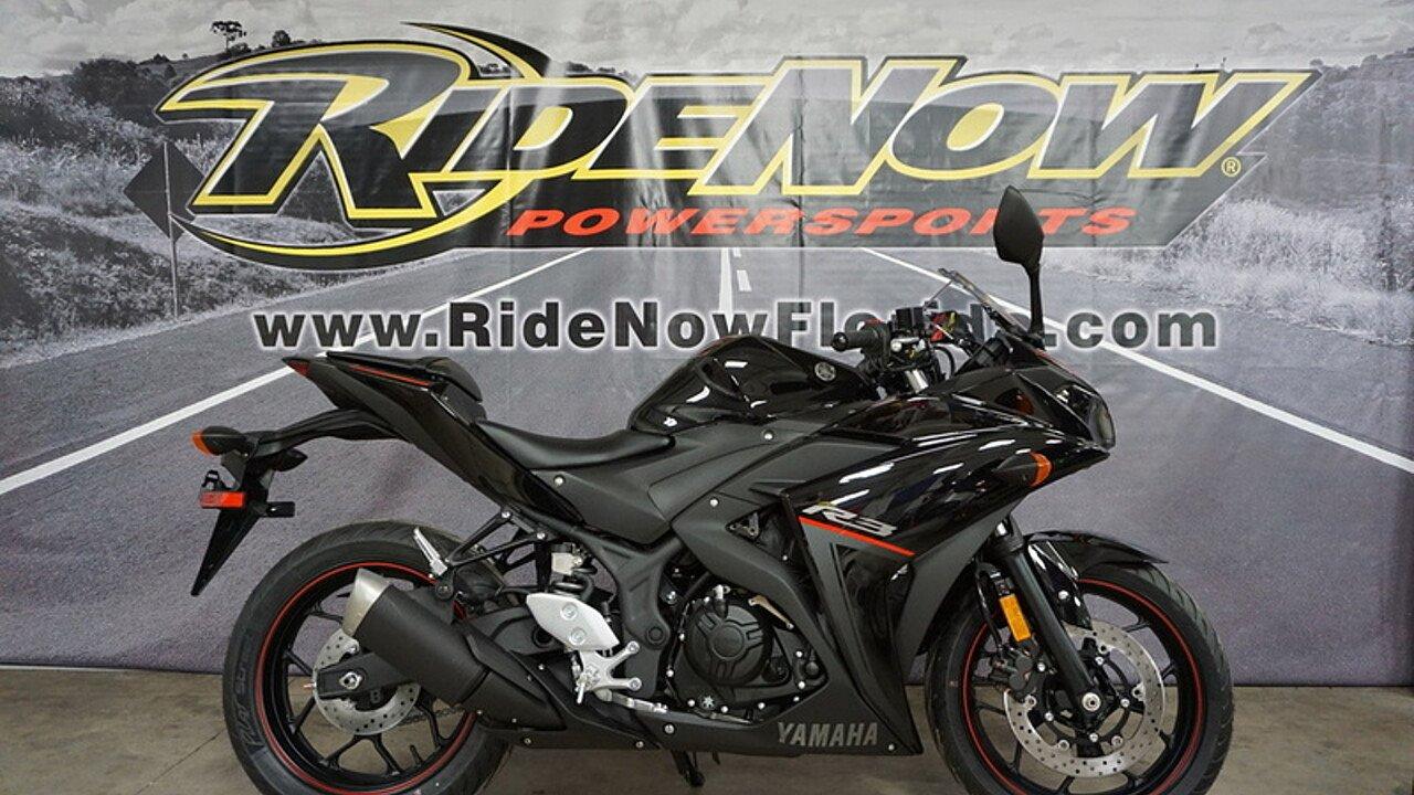 2018 Yamaha YZF-R3 for sale 200570454