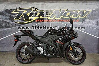 2018 Yamaha YZF-R3 for sale 200572520