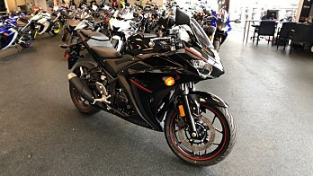 2018 Yamaha YZF-R3 for sale 200582536