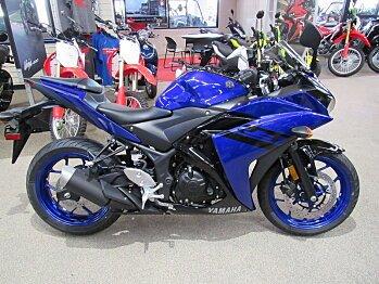 2018 Yamaha YZF-R3 for sale 200597347
