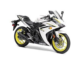 2018 Yamaha YZF-R3 for sale 200604981