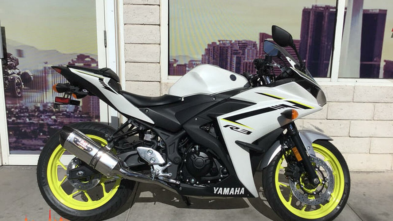 2018 Yamaha YZF-R3 for sale 200609964