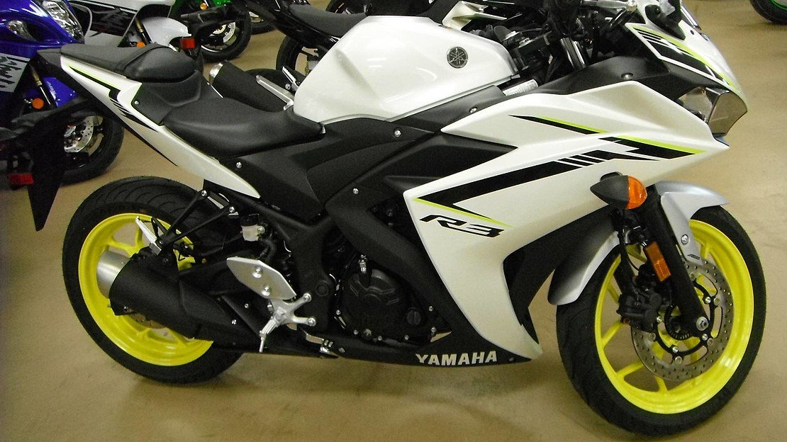2018 Yamaha YZF-R3 for sale 200618904