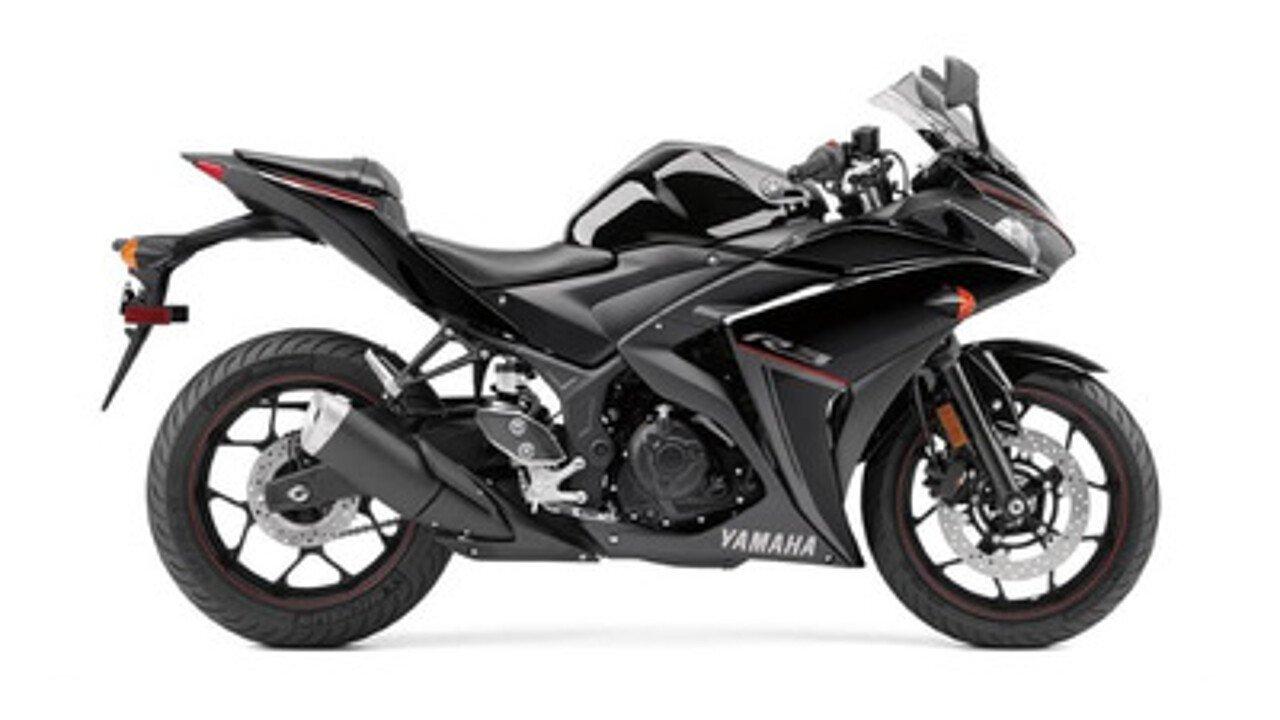 2018 Yamaha YZF-R3 for sale 200620924