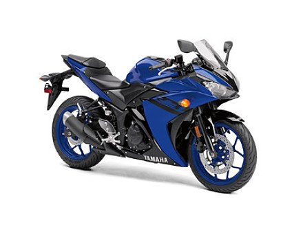 2018 Yamaha YZF-R3 for sale 200536099