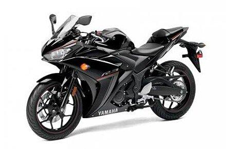 2018 Yamaha YZF-R3 for sale 200596347