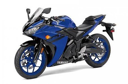 2018 Yamaha YZF-R3 for sale 200596394