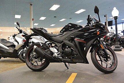 2018 Yamaha YZF-R3 for sale 200609281