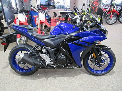 2018 Yamaha YZF-R3 for sale 200617160