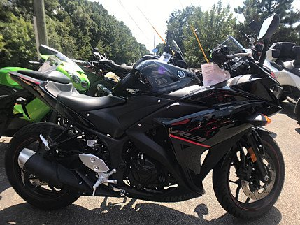 2018 Yamaha YZF-R3 for sale 200617921