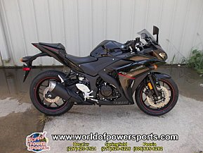 2018 Yamaha YZF-R3 for sale 200637460