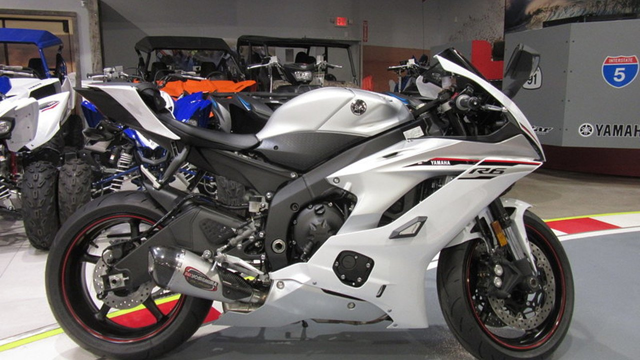 2018 yamaha yzf r6 for sale near santa ana california 92705 motorcycles on autotrader. Black Bedroom Furniture Sets. Home Design Ideas