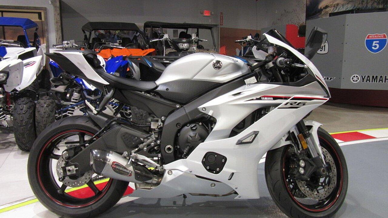 Yamaha Yzf R Kbb