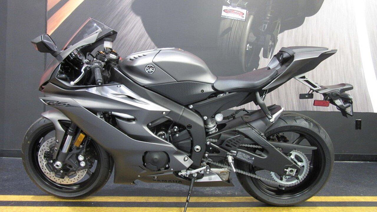 Yamaha Yzf R Nadaguides Com