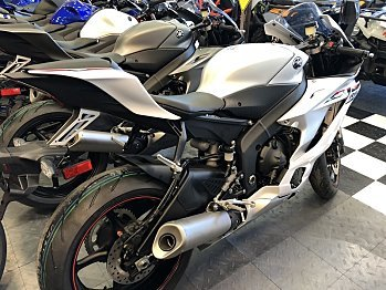 2018 Yamaha YZF-R6 for sale 200518214