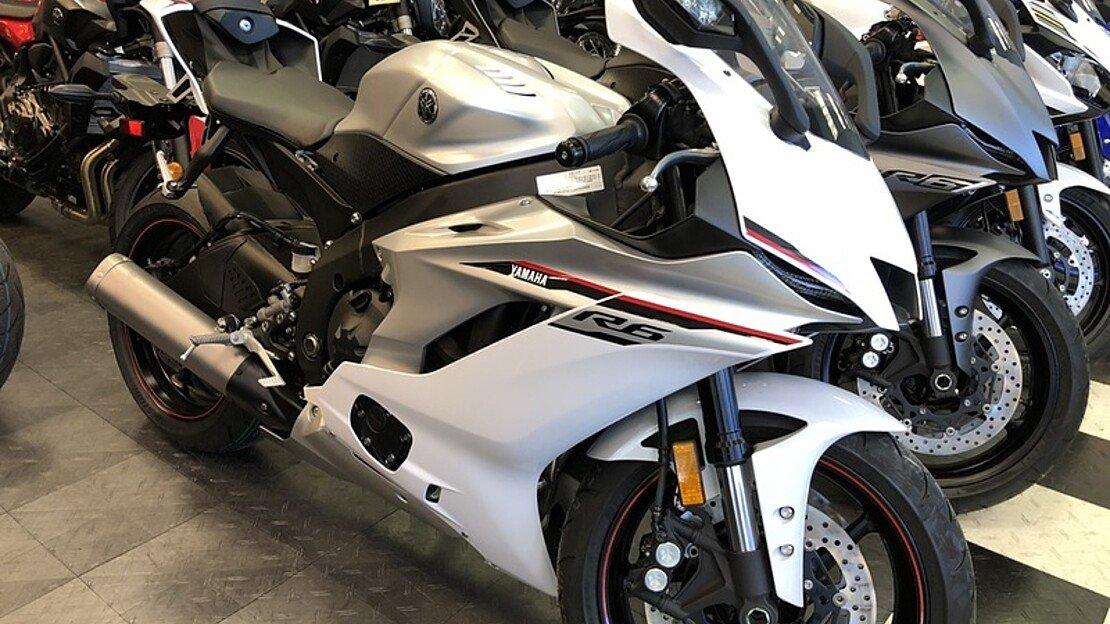 2018 Yamaha YZF-R6 for sale 200518214