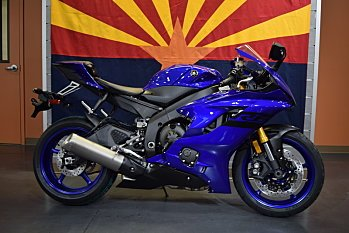 2018 Yamaha YZF-R6 for sale 200518979