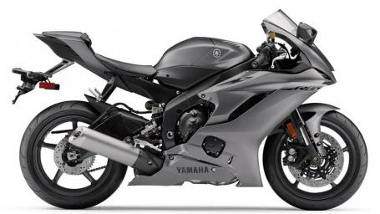 2018 Yamaha YZF-R6 for sale 200521346