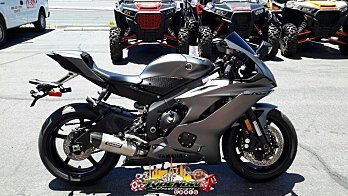 2018 Yamaha YZF-R6 for sale 200522185