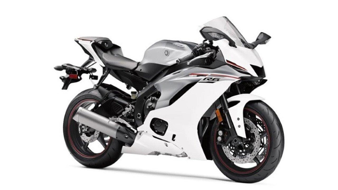2018 Yamaha YZF-R6 for sale 200523846