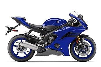 2018 Yamaha YZF-R6 for sale 200526257