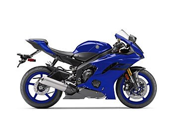 2018 Yamaha YZF-R6 for sale 200526705