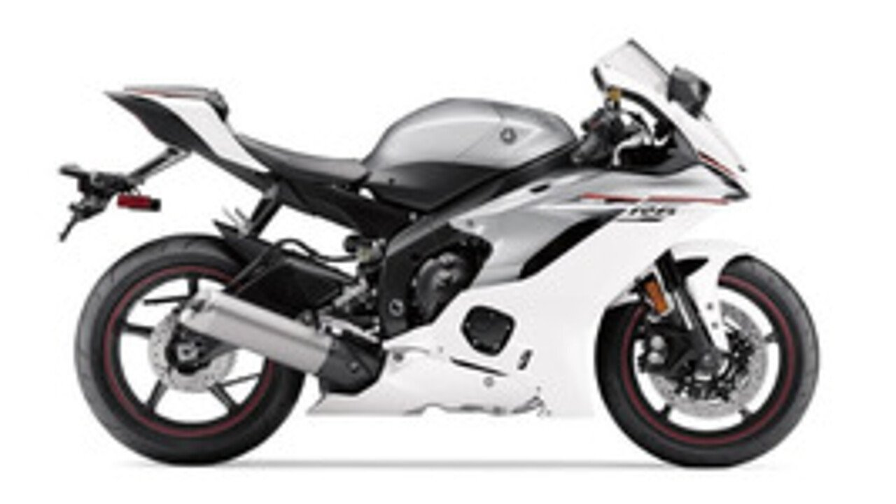 2018 Yamaha YZF-R6 for sale 200545177