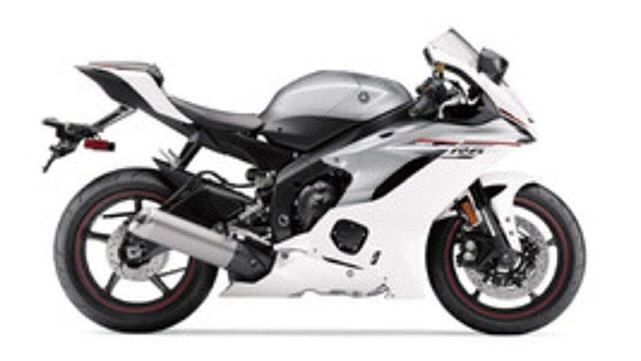 2018 Yamaha YZF-R6 for sale 200547852