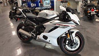 2018 Yamaha YZF-R6 for sale 200548912