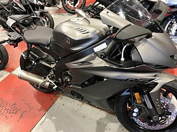 2018 Yamaha YZF-R6 for sale 200549125