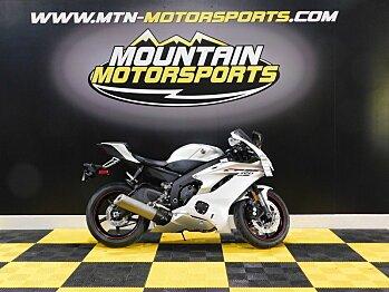 2018 Yamaha YZF-R6 for sale 200549502