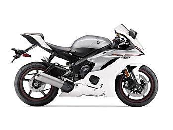 2018 Yamaha YZF-R6 for sale 200567011