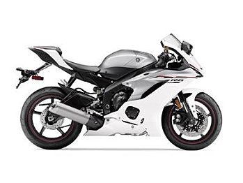 2018 Yamaha YZF-R6 for sale 200574528