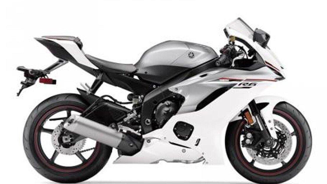 2018 Yamaha YZF-R6 for sale 200578938