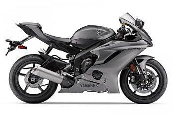 2018 Yamaha YZF-R6 for sale 200578960