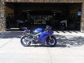 2018 Yamaha YZF-R6 for sale 200581235